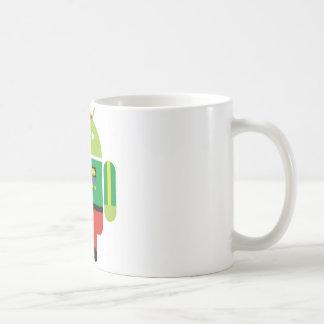 Biafran Sun Droid Coffee Mug