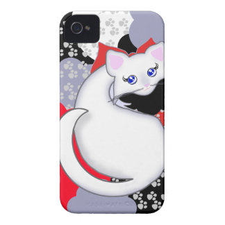 Bianca Toon Kitty Curves Case-Mate Case