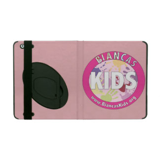 Bianca's Kids IPad Hard Cover Case with Kickstand iPad Folio Cover