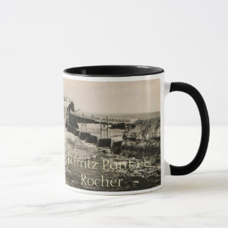 Biarritz Pont et Rocher Mug