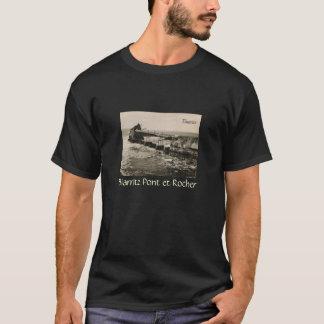 Biarritz Pont et Rocher T-Shirt