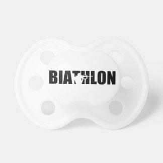 Biathlon Pacifier