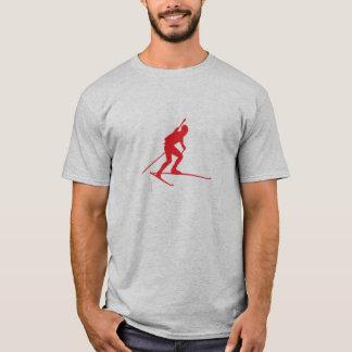 biathlon ski melts T-Shirt