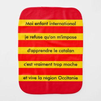 bib Catalan anti baby