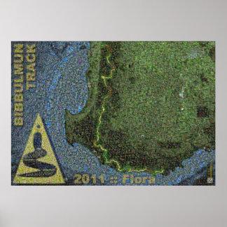 Bibbulmun Track :: 2011 :: Flora Poster