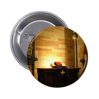 Bible 2 Inch Round Button