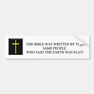 BIBLE BUMPER STICKER
