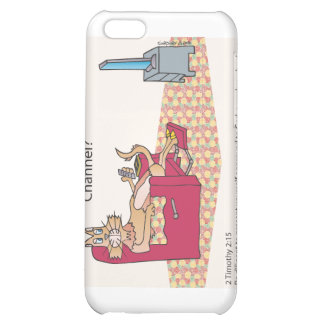 Bible Channel Surfing Case For iPhone 5C