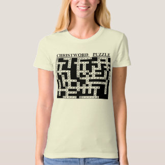 BIBLE CROSSWORD T-Shirt