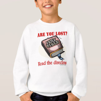 BIBLE GIVES ME DIRECTION SWEATSHIRT