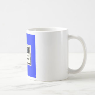 "Bible ""Jesus Saves"" Series: Genesis 1:1 Coffee Mug"