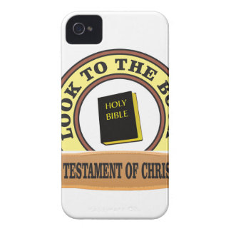 bible look to the book iPhone 4 cover