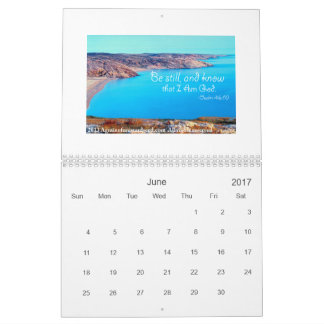 Bible Quotes Inspirational Wall Calendar