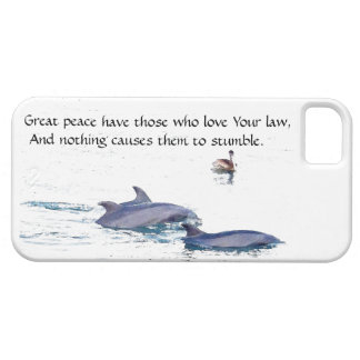 Bible Scripture Christian Inspiration Case For The iPhone 5