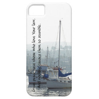 Bible Scripture Christian Inspiration iPhone 5 Cover