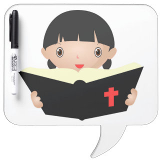 BIBLE STUDY DRY ERASE BOARD