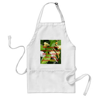 Bible Verse Apron Psalms 119:103