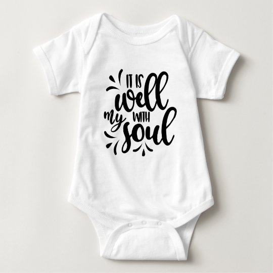 Bible Verse Baby Bodysuit