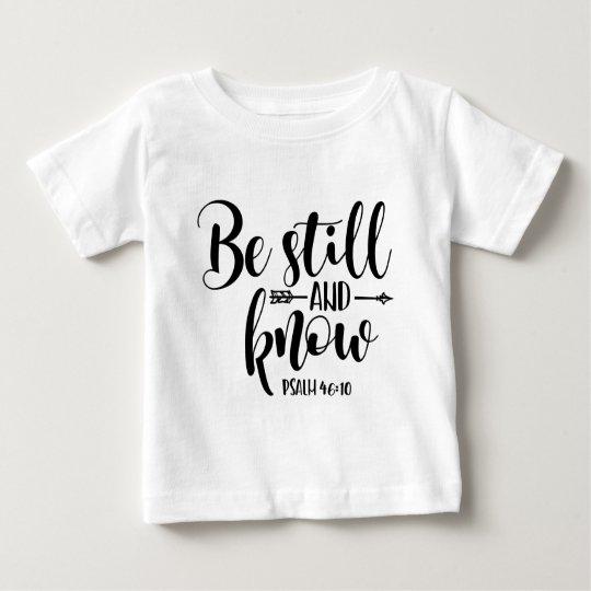 Bible Verse Baby T-Shirt