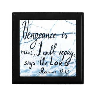 Bible verse do not hate gift box