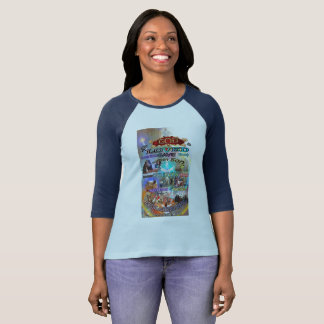 Bible verse illustrated and printed on shirt