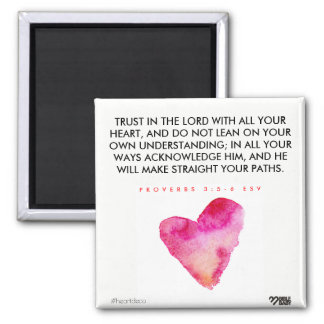Bible Verse Magnet - Proverbs