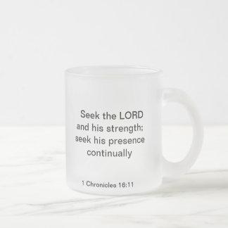 Bible Verse mug