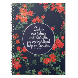 Bible verse notebook
