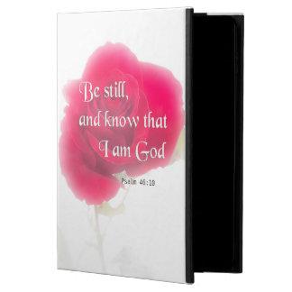 Bible Verse Psalm 46:10 Flower Iphone, Ipad, Smar