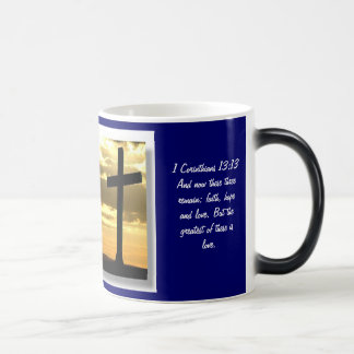 bible verse reminders magic mug