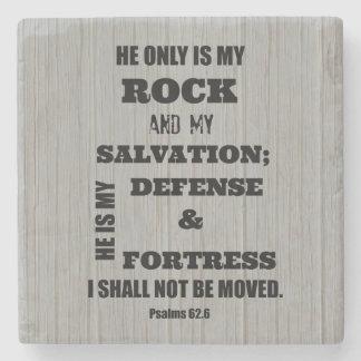 Bible Verse Stone Coaster