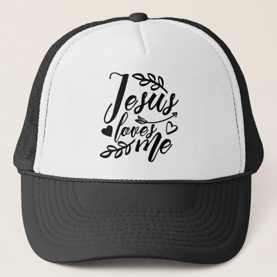 Bible Verse Trucker Hat