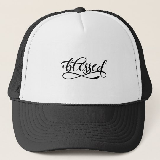 Bible Verse Trucker Hat