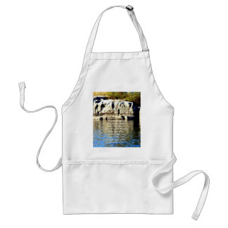 Bible Verses Quote about Trust Proverbs 3:5-6 Aprons