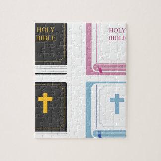 bibles jigsaw puzzle