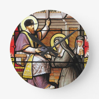 Biblical hip-hop wall clock