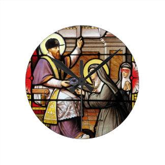 Biblical hip-hop wall clock