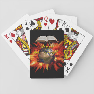 Biblical Revelation Poker Deck