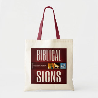 Biblical Signs ITH 2018 Logo Tote Bag