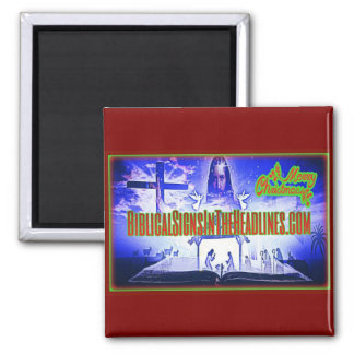 Biblical Signs ITH Christmas 2017 Magnet