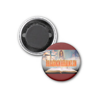 Biblical Signs Magnet (Round)