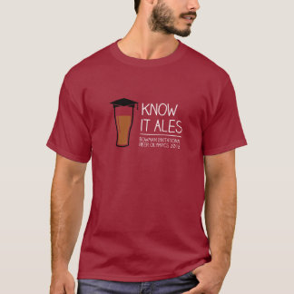 BIBO 2018 - Know it Ales T-Shirt