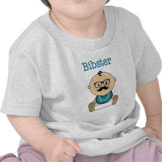 Bibster - Baby HIpster T Shirt