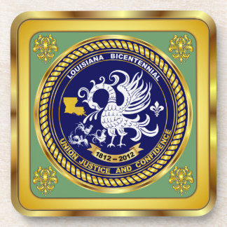 Bicentennial Louisiana Important See Notes Below Drink Coasters