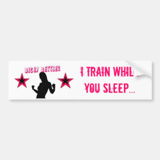 Bicep Betties Bumper Sticker
