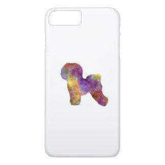 Bichon Anti-yaw in watercolor iPhone 7 Plus Case