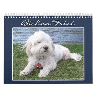 Bichon Frisé Calendar