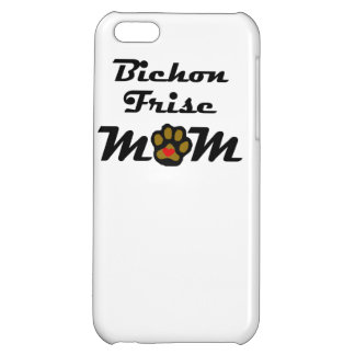 Bichon Frise Mom iPhone 5C Cases