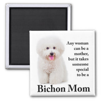 Bichon Mom Magnet