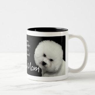 Bichon Mom Mug